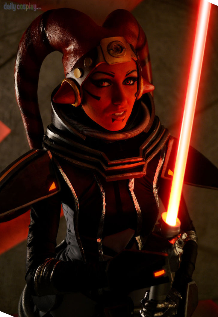 twilek sith inquisitor from star wars the old republic