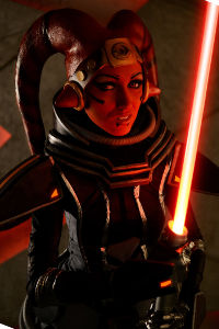 Twi'lek Sith Inquisitor from Star Wars: The Old Republic