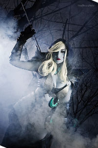 Drow Ranger from Dota 2