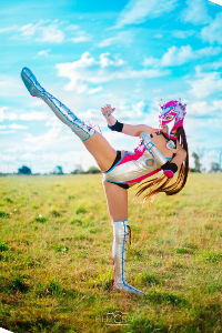 Jaycee Julia Chang from Tekken Tag Tournament 2