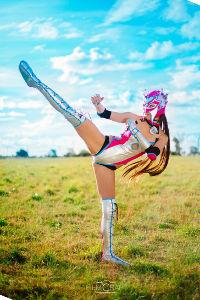 Jaycee Julia Chang from Tekken Tag Tournament 2