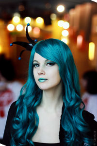 Queen Chrysalis from My Little Pony: Friendship is Magic
