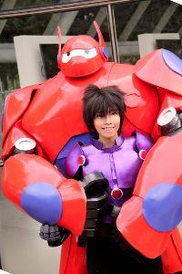 Hiro Hamada & Baymax from Big Hero 6
