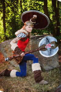 Astrid Hofferson from How to Train Your Dragon 2