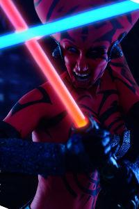 Darth Talon from Star Wars: Legacy