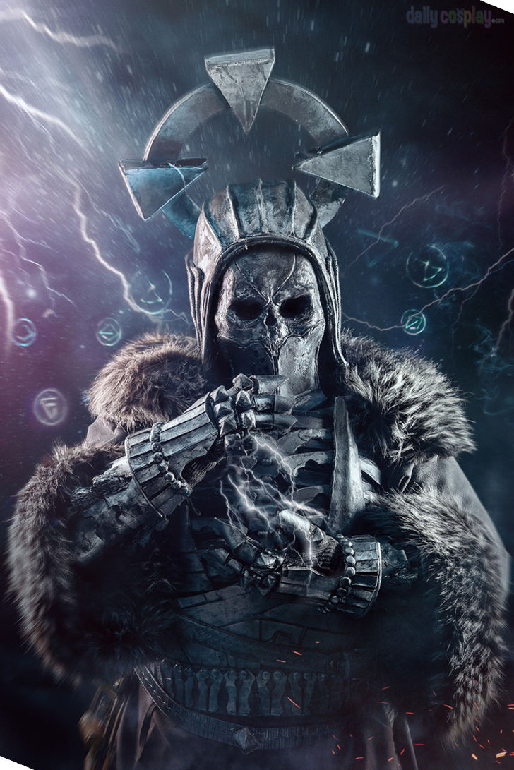 Caranthir wild hunt general from the witcher 3 wild hunt daily cosplay com - Caranthir witcher ...