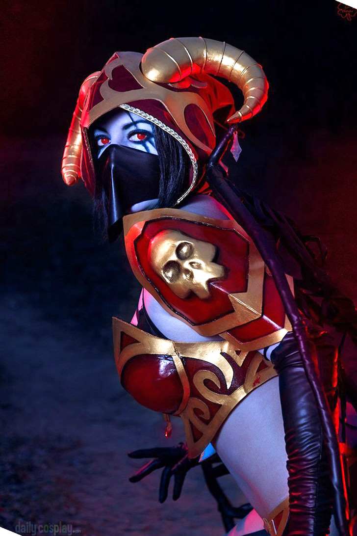 Queen Of Pain Dota