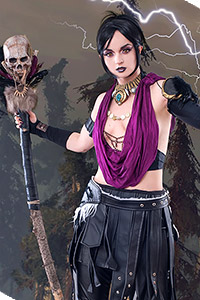 Morrigan from Dragon Age
