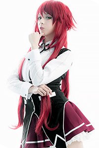 Rias Gremory from High School DxD