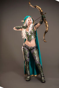 Vereesa Windrunner from World of Warcraft