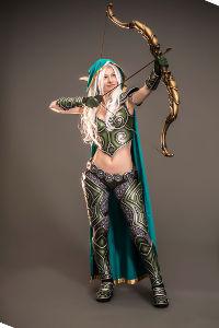 Vereesa Windrunner from World of Warcraft