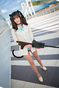 Francesca Lucchini from Strike Witches