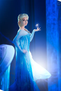 Queen Elsa from Disney's Frozen