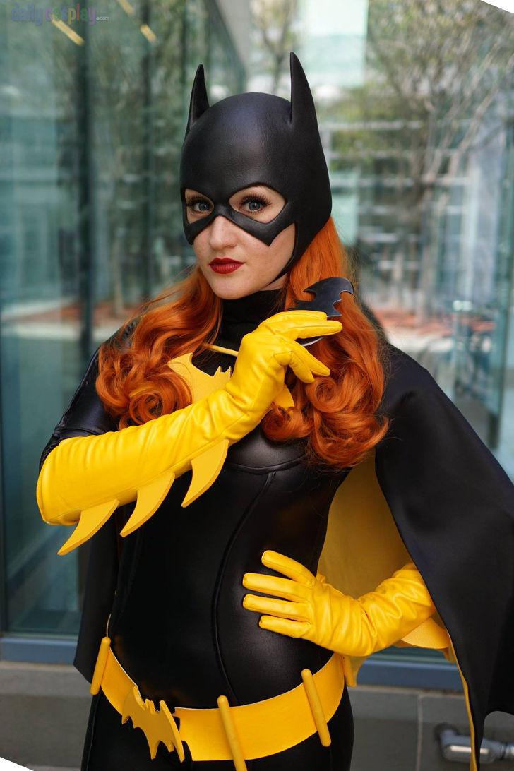 Batgirl from Batman - Daily Cosplay .com Supergirl Comic Costume