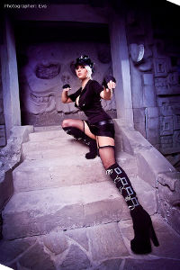 Christie from Dead or Alive