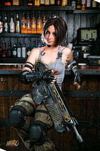Trishka Novak from Bulletstorm