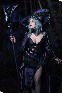 Ravenborn LeBlanc from League of Legends