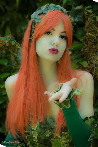 Poison Ivy from DC Comics
