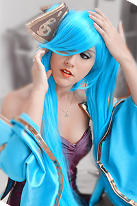 Sona from League of Legends