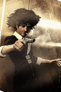 Spike Spiegel from Cowboy Bebop