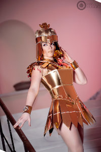 Sailor Galaxia from Sailor Moon: Sailor Stars