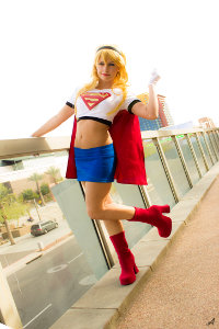 Supergirl from Superman: The Animated Series