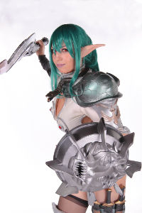 Echidna from Queen's Blade