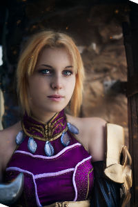 Eirena the Enchantress from Diablo III
