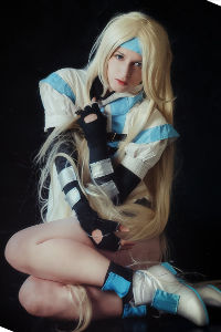 Millia Rage from Guilty Gear XX ♯Reload