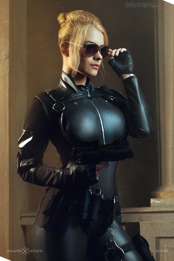 Cassie Cage from Mortal Kombat X - Daily Cosplay .com