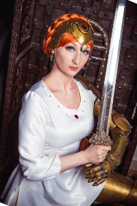 Kushana from Nausicaa of the Valley of the Wind