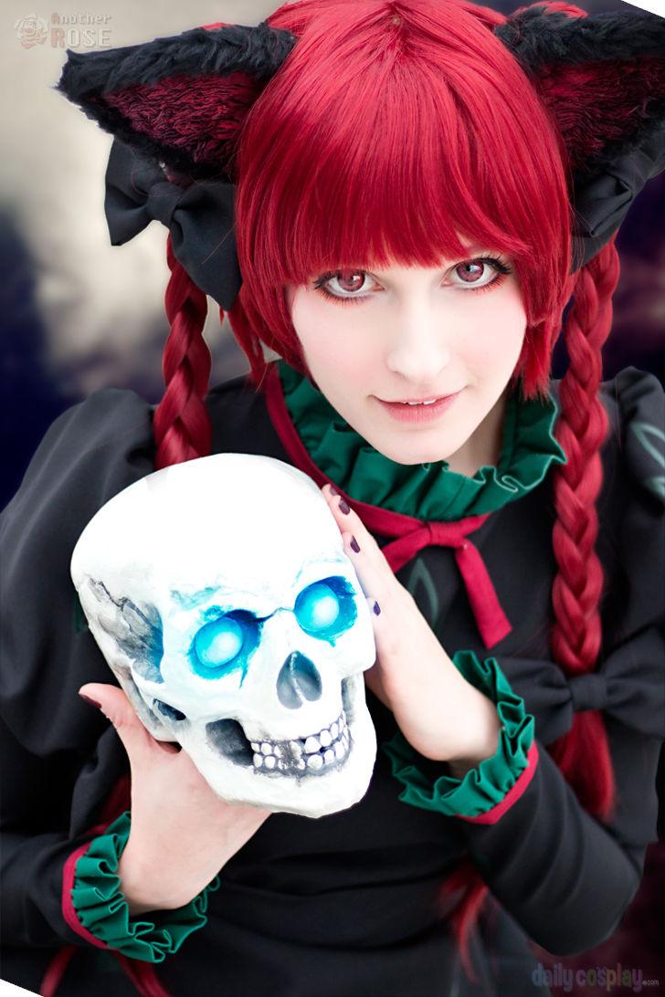 Yandere-chan cosplay