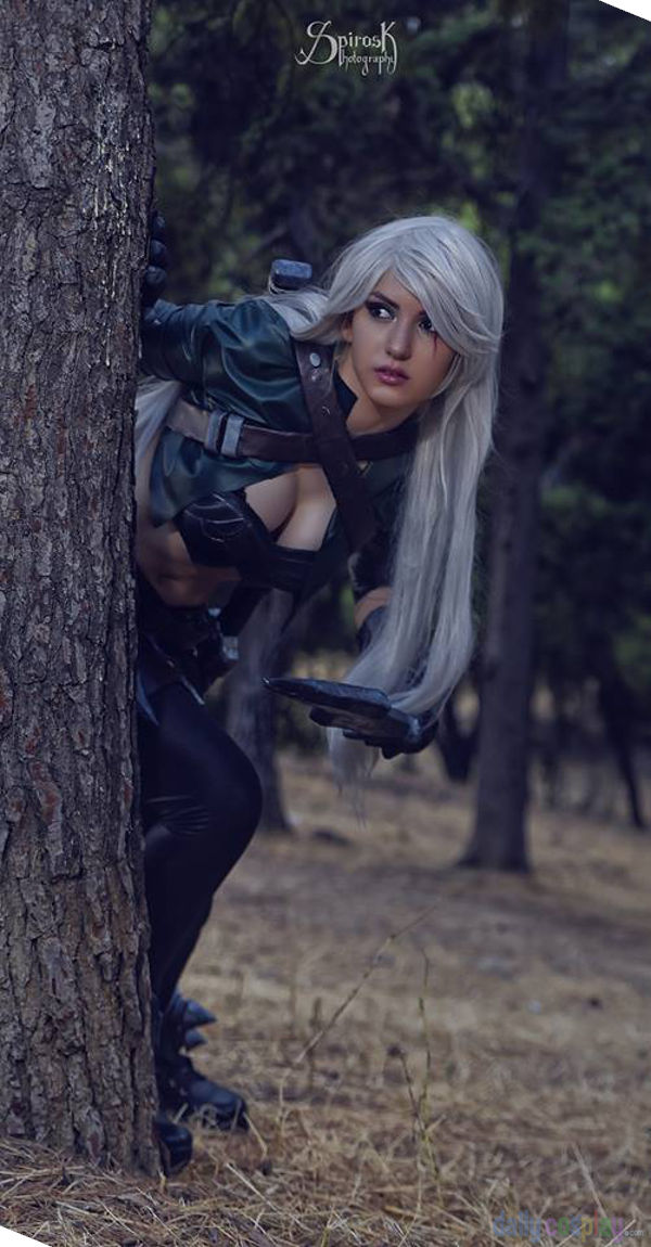 Mercenary katarina league of legends cosplay