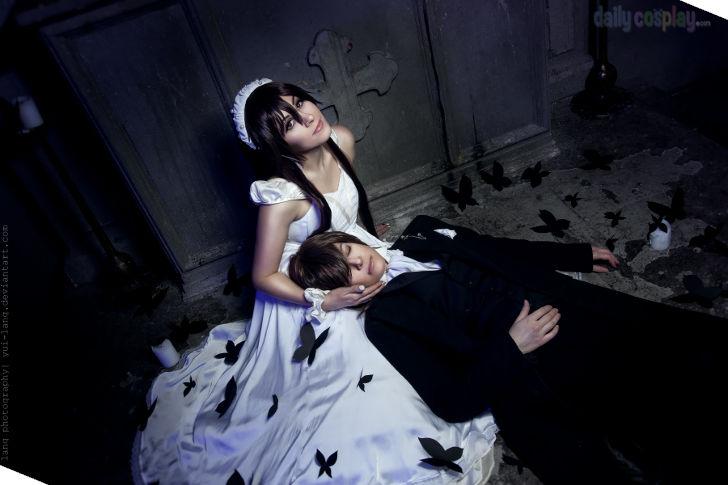 Yuuki Kuran & Kaname Kuran from Vampire Knight - Daily ...
