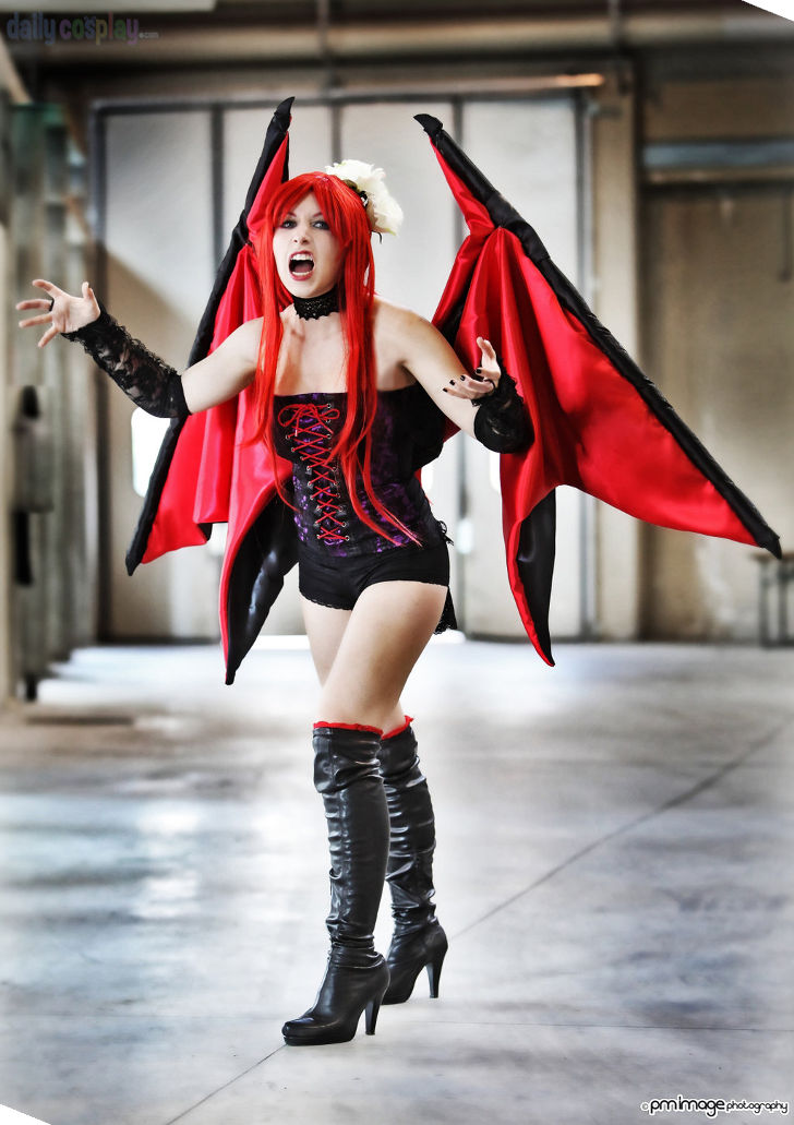 Succubus From Castlevania Symphony Of The Night