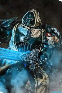 Space Marine Armor from Warhammer 40,000