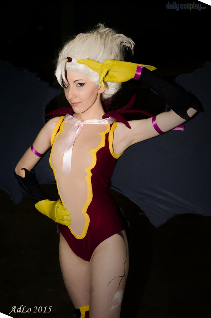 Mirajane Satan Soul From Fairy Tail Daily Cosplay Com Mirajane's mother was possessed by a demon soon satan soul: daily cosplay com