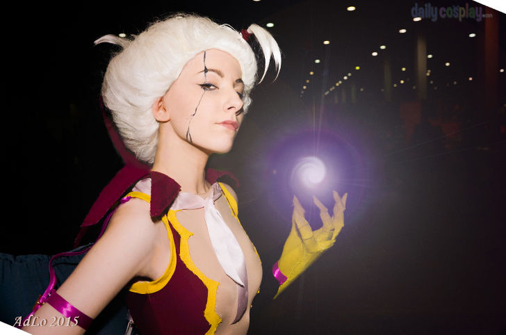Mirajane Satan Soul from Fairy Tail - Daily Cosplay .com