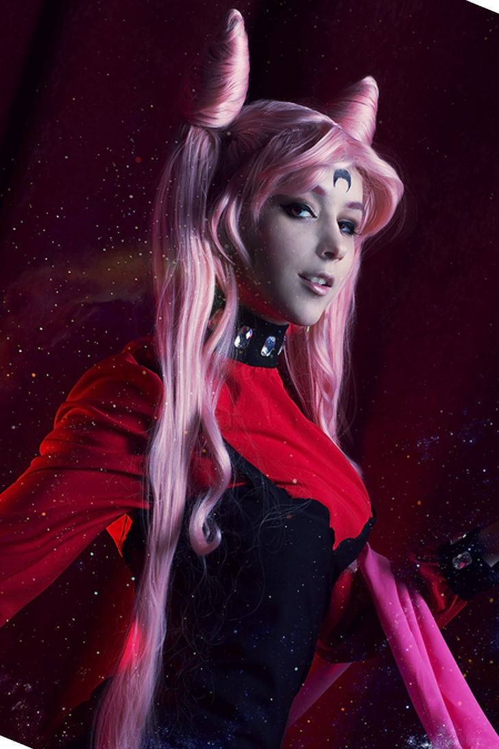 Black Lady from Sailor Moon
