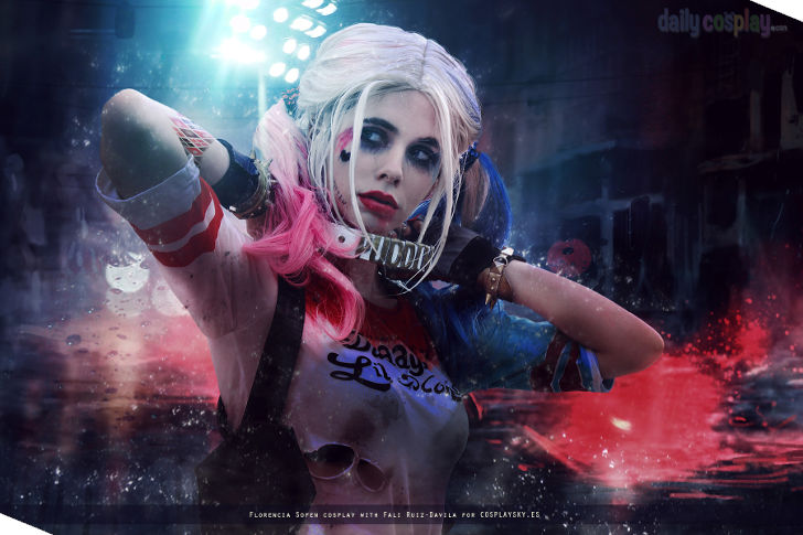 Harley quinn from suicide squad daily cosplay com for Epic house music