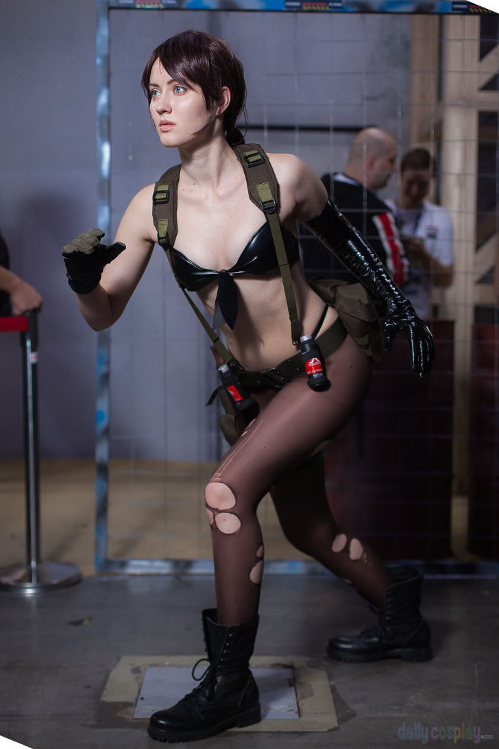 Pictures Of Quiet Mgsv Cosplay Kidskunst Info