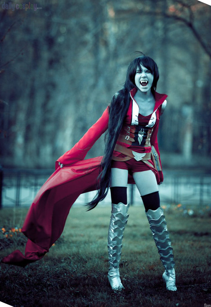 Steampunk Marceline From Adventure Time Daily Cosplay Com