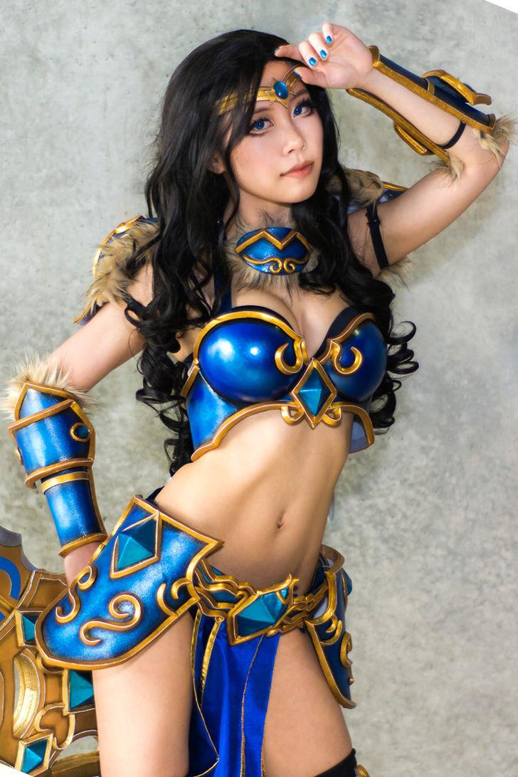 Sivir from League of Legends