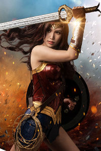 Wonder Woman from DC Comics
