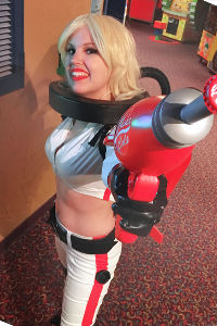Nuka Girl from Fallout
