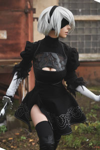 YoRHa 2B from NieR: Automata
