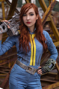Vault Dweller from Fallout 3