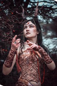 Nessa from The Silmarillion