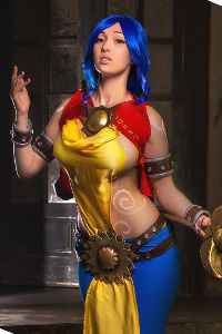 Divine Soraka from League of Legends