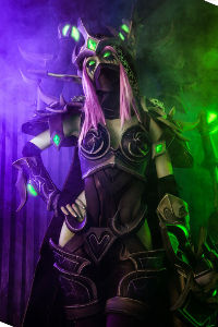 Master Sylvanas from Heroes of the Storm